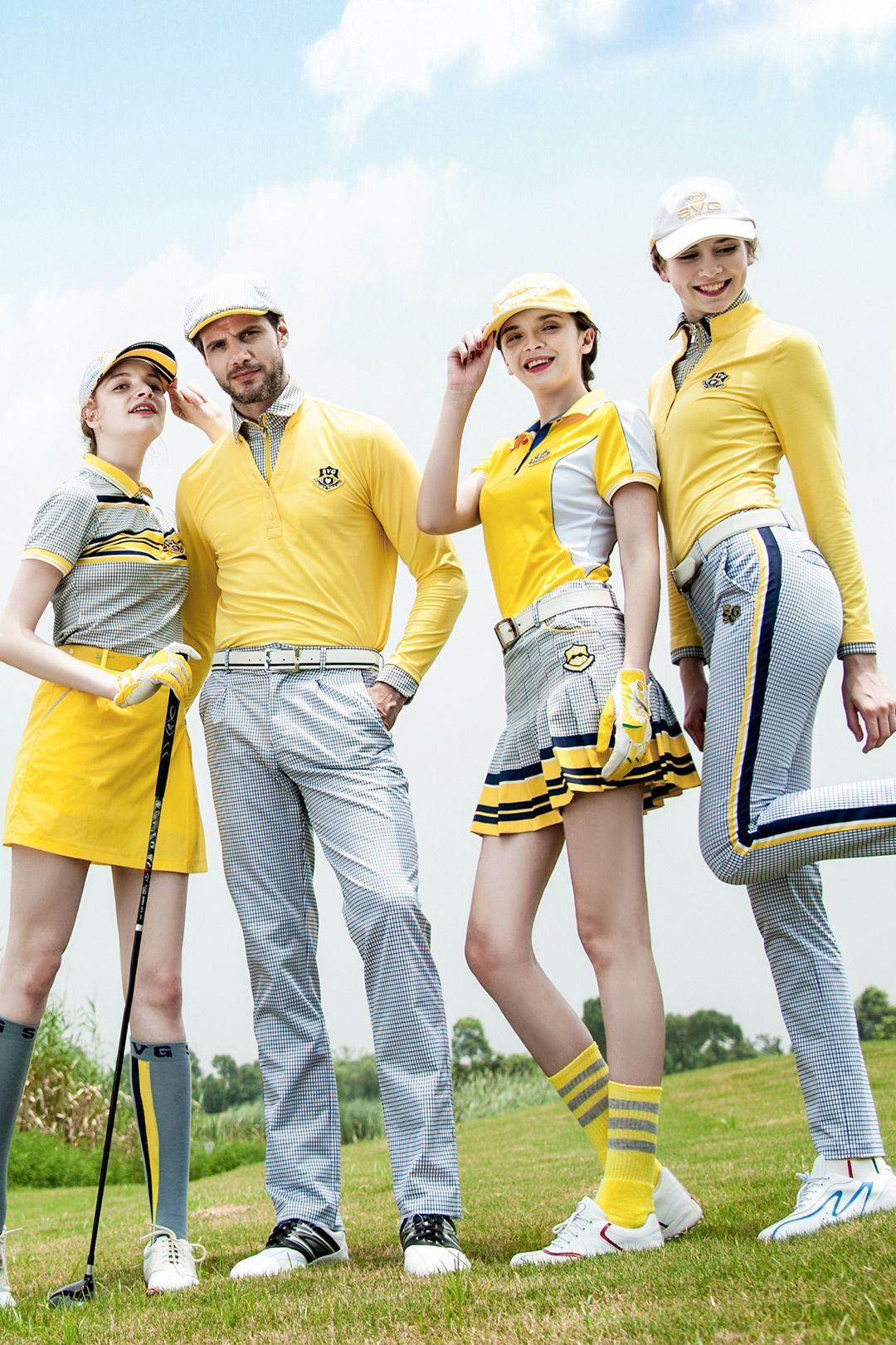 how to choose golf apparel  golf outfit golf attire