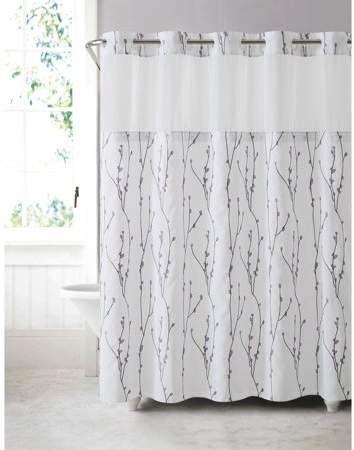 HooklessR Hookless Cherry Bloom Shower Curtain