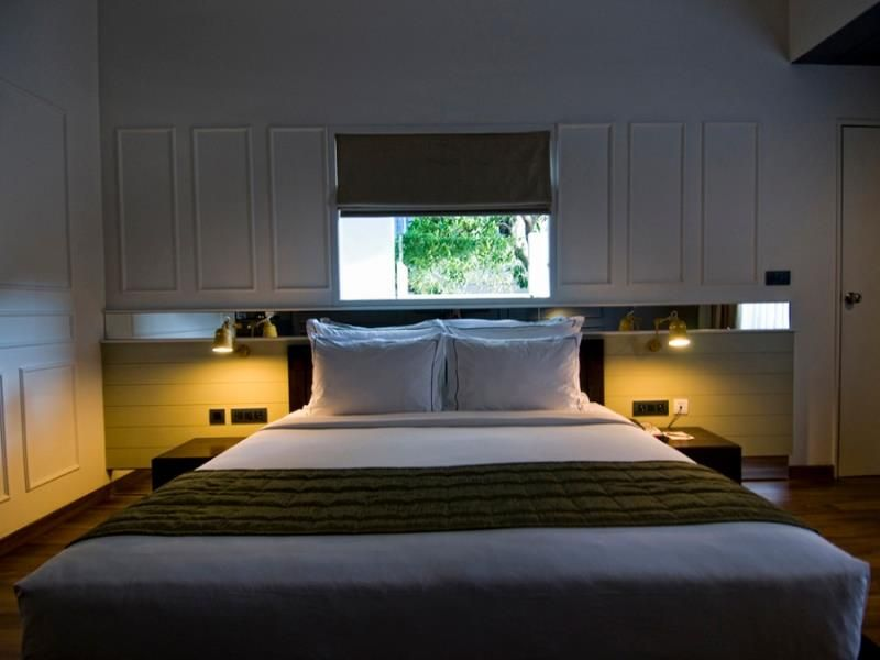 Escape Hotel & Spa Bangalore, India