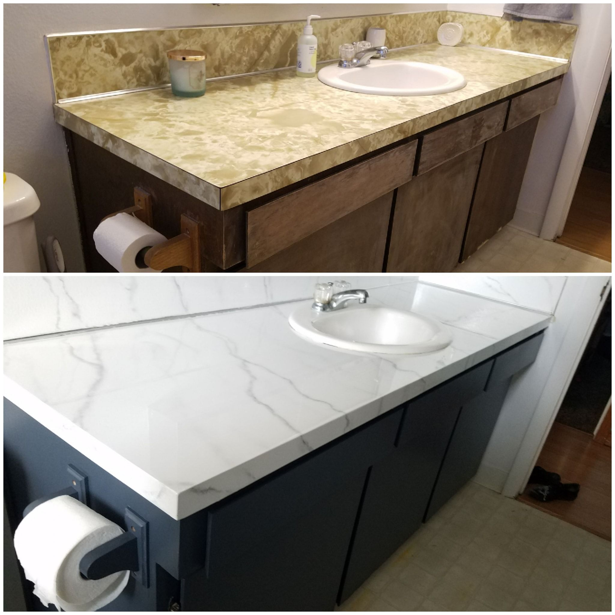 Giani Marble Countertop Paint Kit in 2020 Countertop