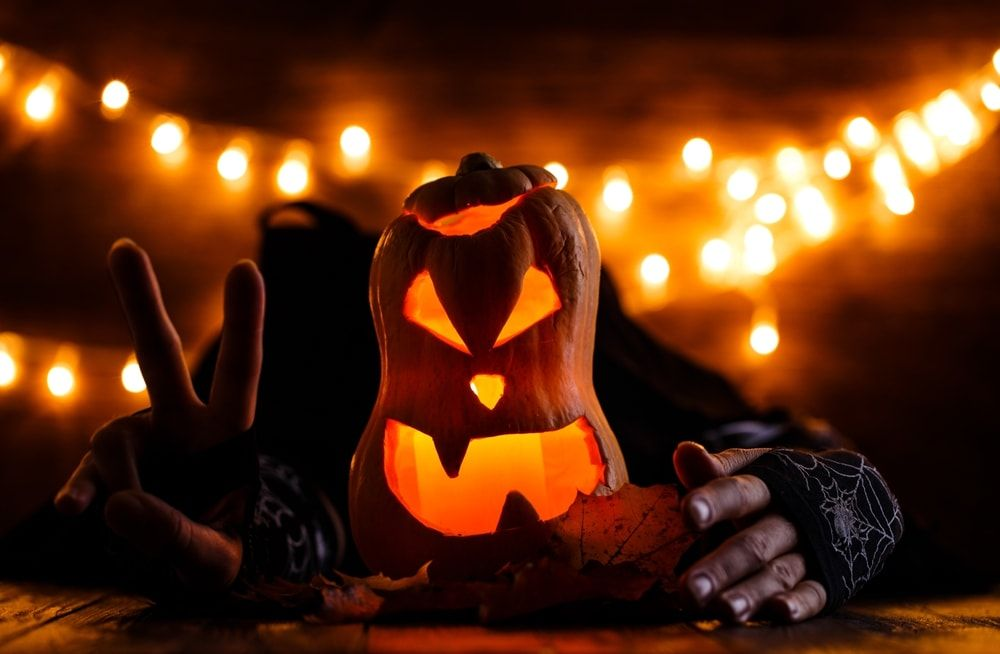 Spooky And Scary Halloween Wallpaper Free Download With Images