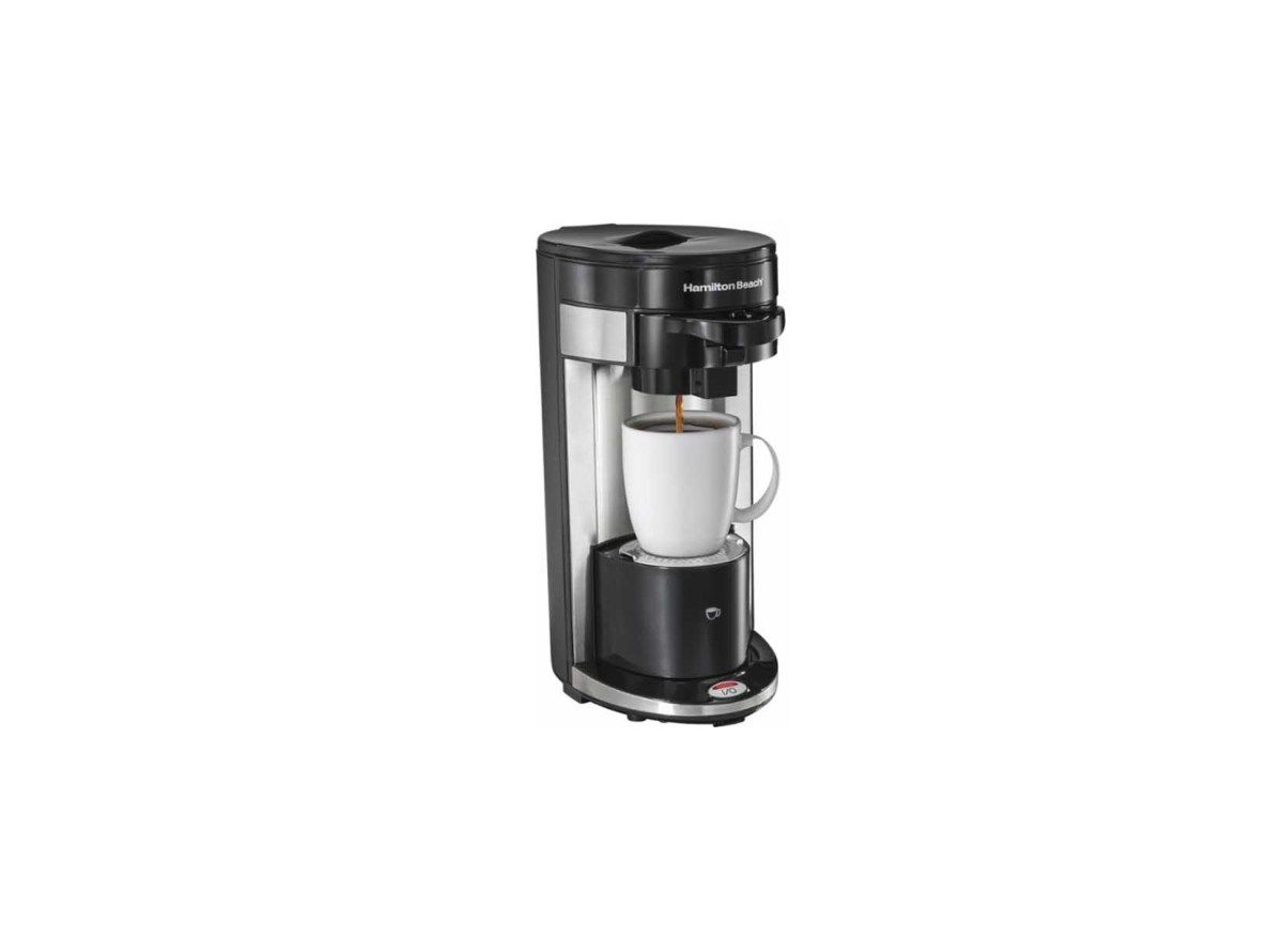 Hamilton Beach Flexbrew Single Serve Coffeemaker For 24 99 At Best