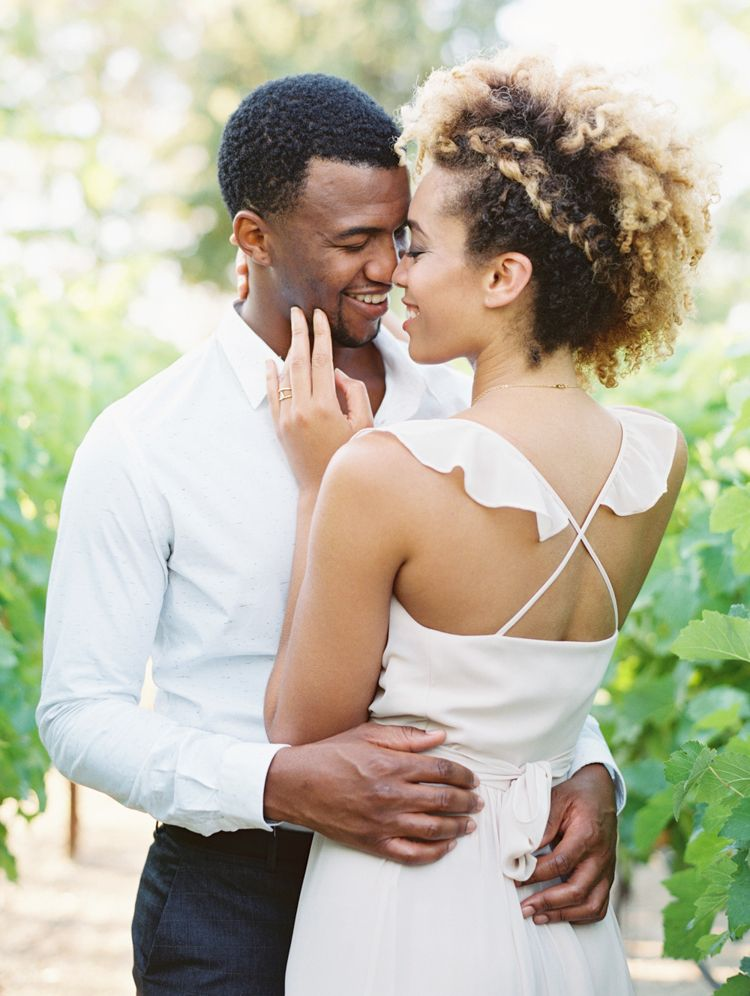 An Intimate Winery Elopement In Las Vegas