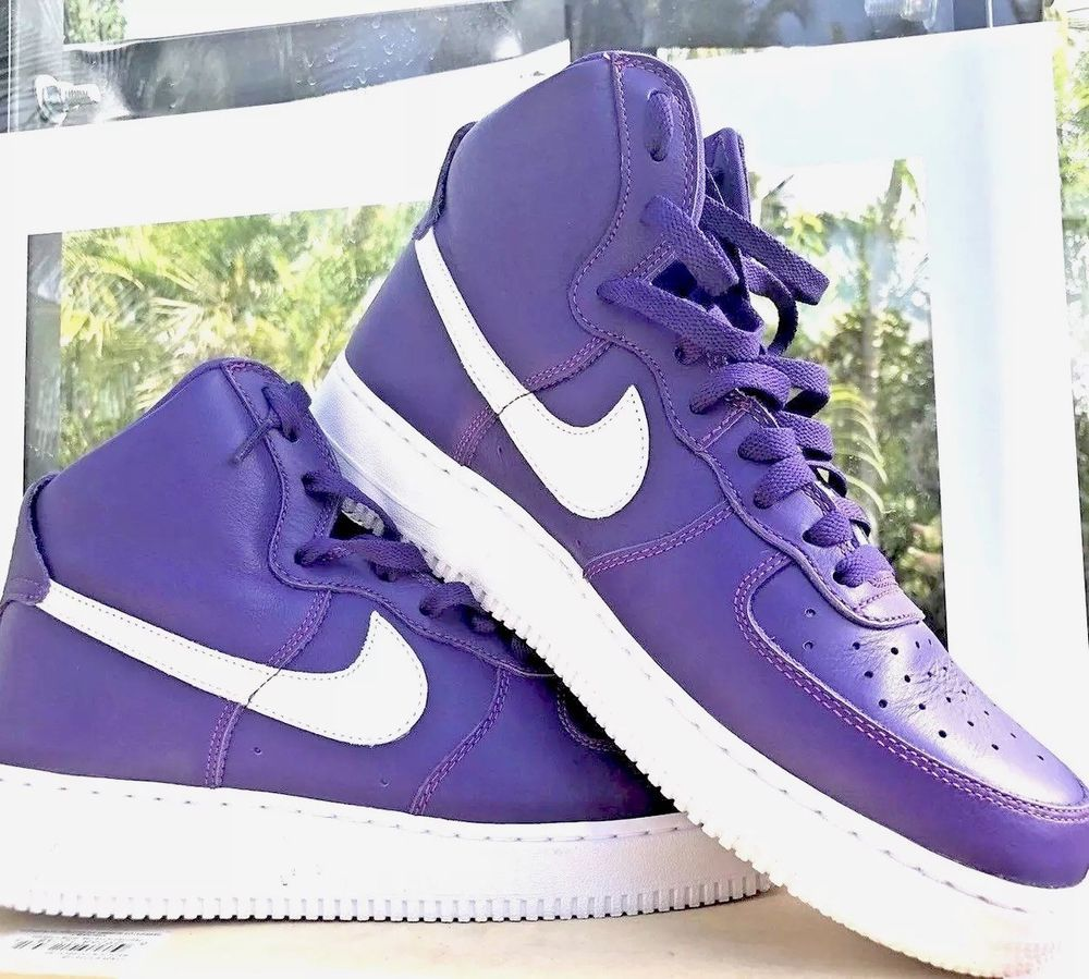 Nike Shoes Air Force 1 High Top Man 823297500 Shoes