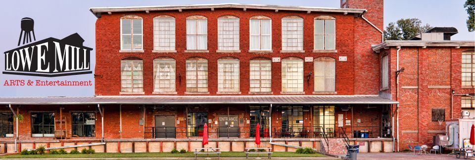 Lowe Mill Arts And Entertainment Huntsville Al Must Visit