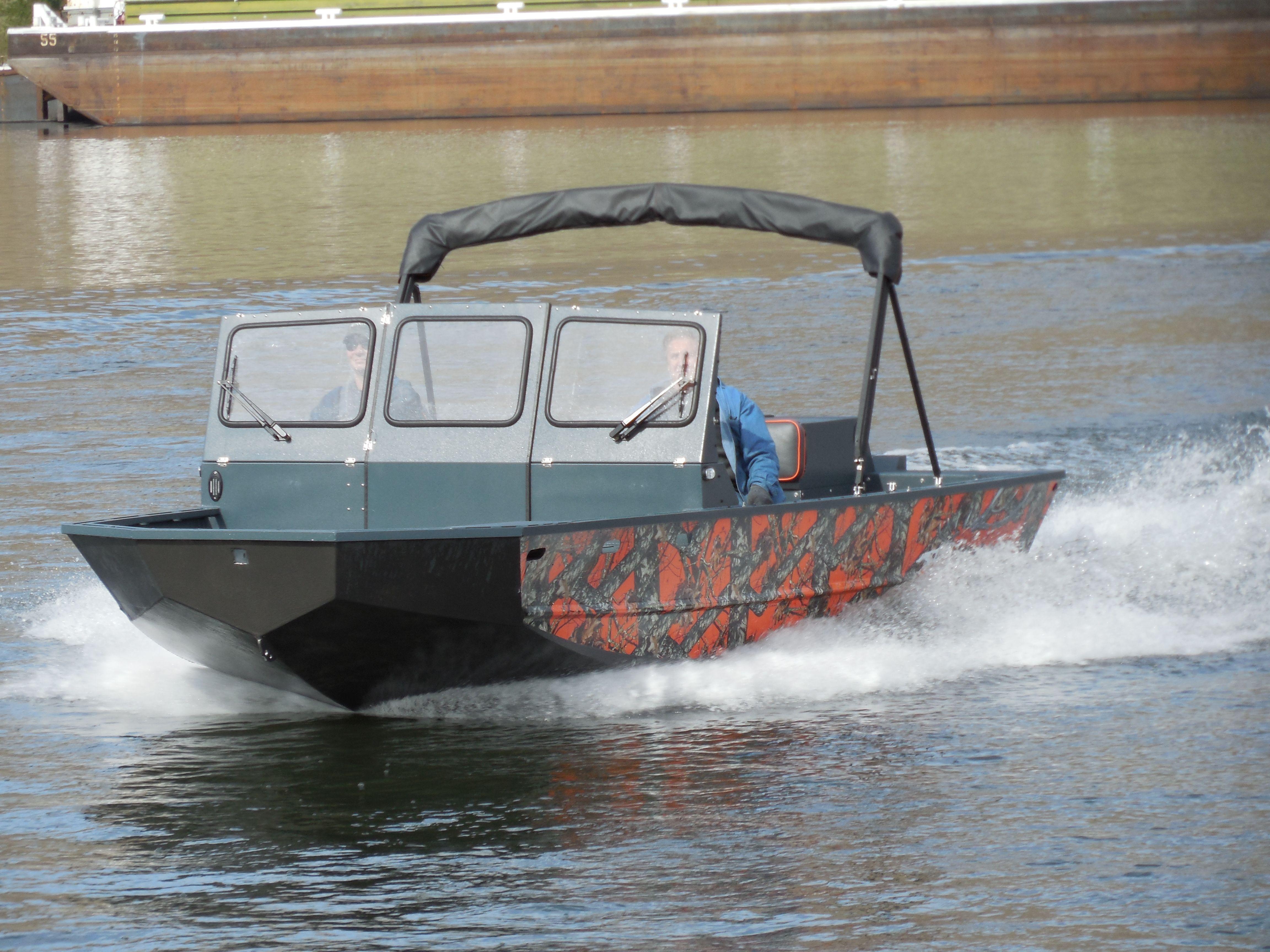 2014 phantom invader custom build phantom jet boats for Custom aluminum fishing boats
