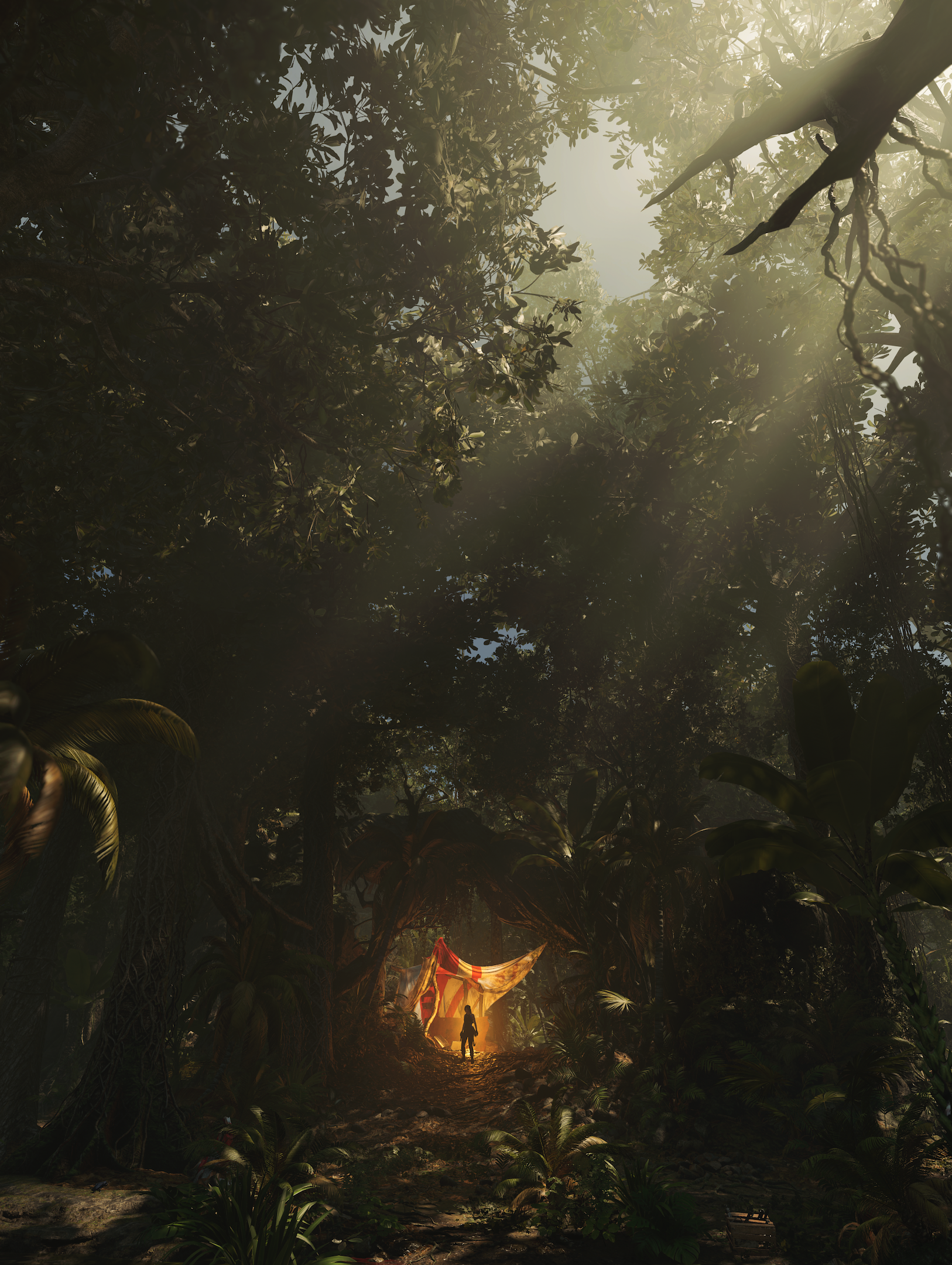 Shadow of the Tomb Raider screenshot by Dead End Thrills
