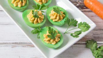 Linda's Green Eggs and Ham Appetizers Recipe - Food.com