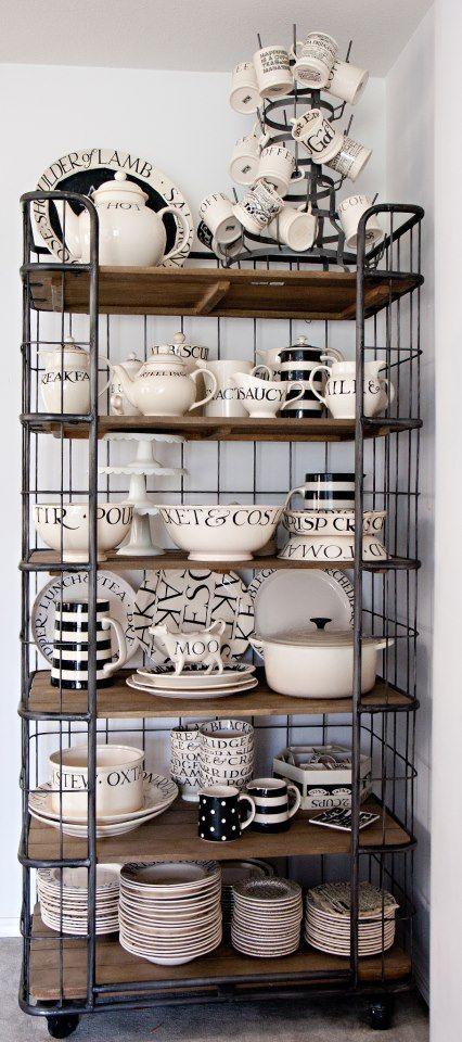 Nice shelf, echt vintage Regal