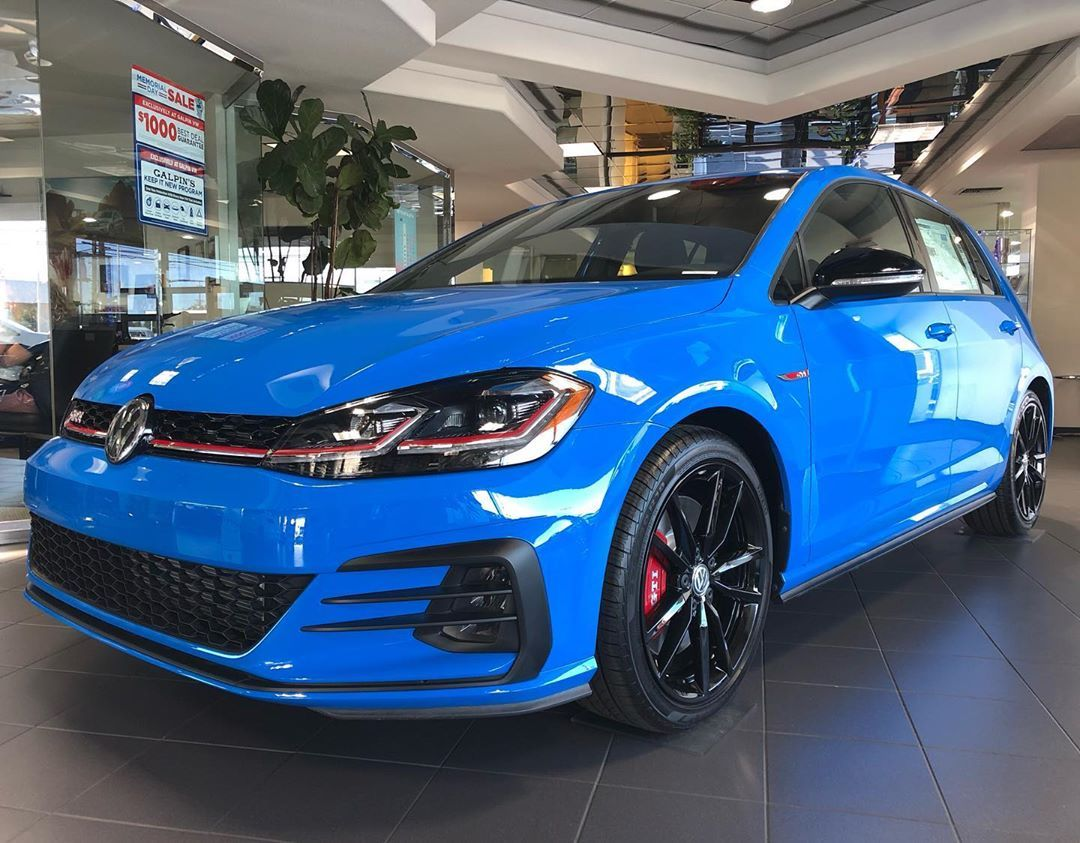 Feeling Nostalgic Seeing The Mkvii Gti Rabbit Edition 36 Years