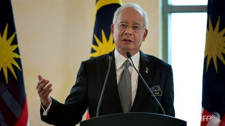 Malaysian PM to be probed in 1MDB investigation - Channel NewsAsia