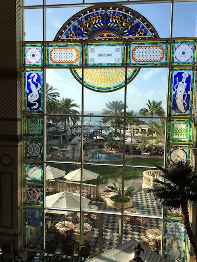 Grans Hyatt, Muscat, Oman