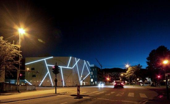Planos de museo sofisticado en Noruega (18)