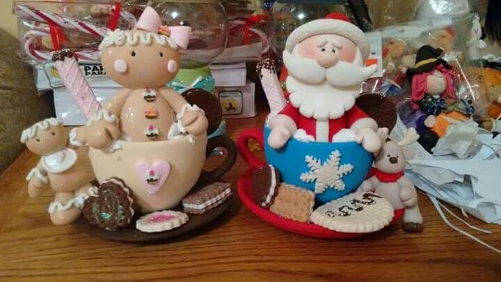 Cositas❤ Navidad Pinterest Cosas, Navidad y Porcelana fría