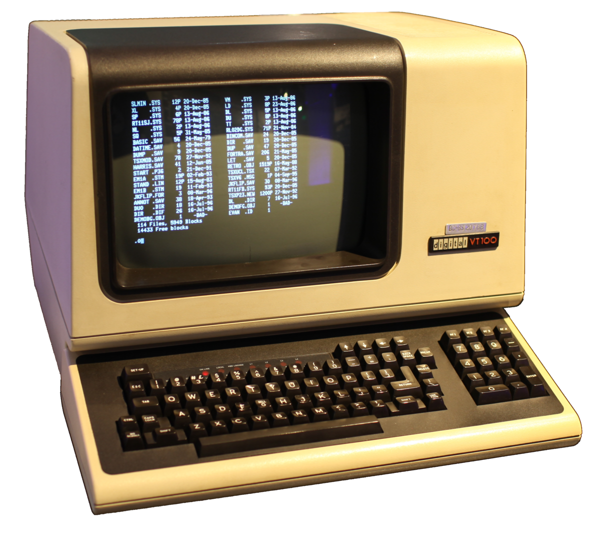 Computer terminal Wikipedia in 2020 Computer terminal