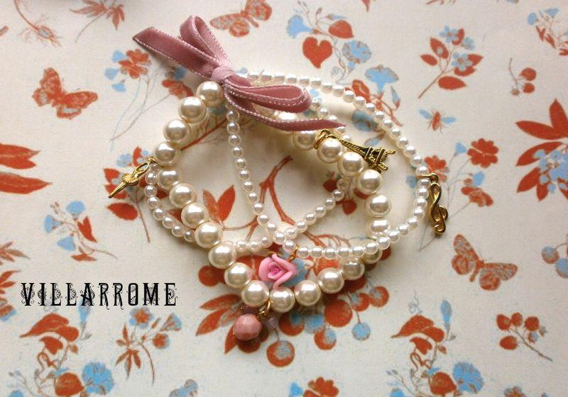PERLAS ALISSON-2 Bracelet: