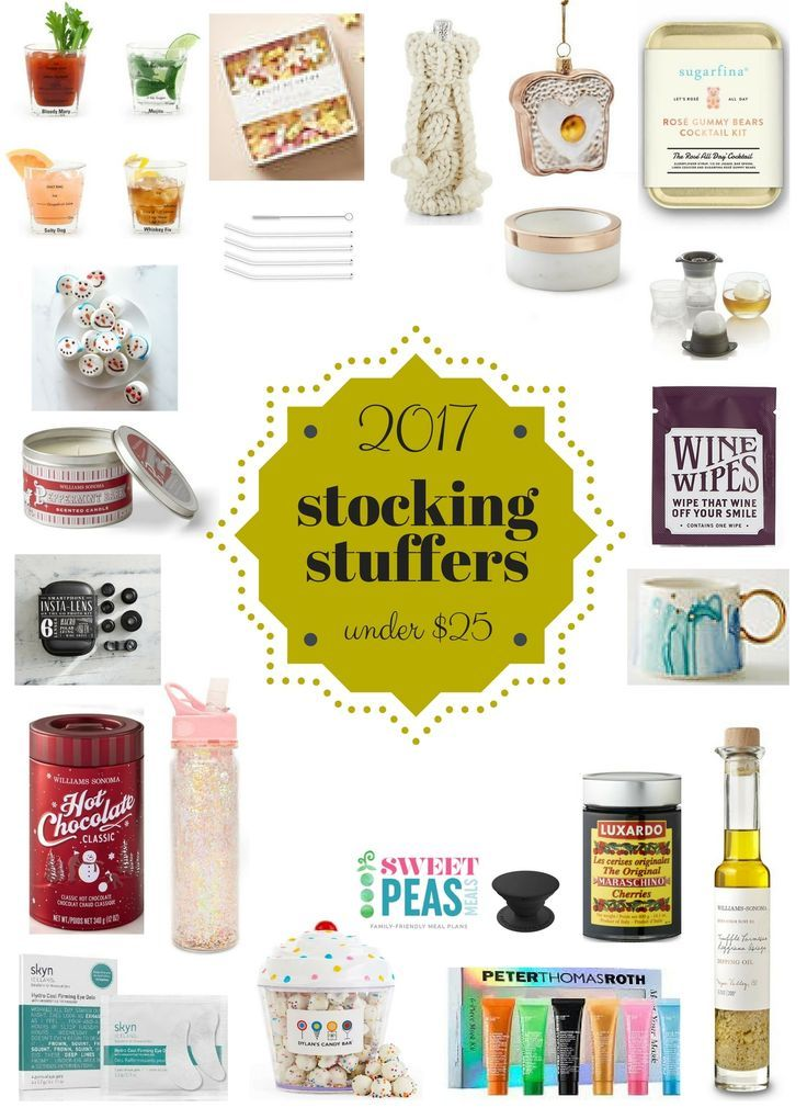 2017 Holiday Gift Guide: Stocking Stuffers under $25 ...