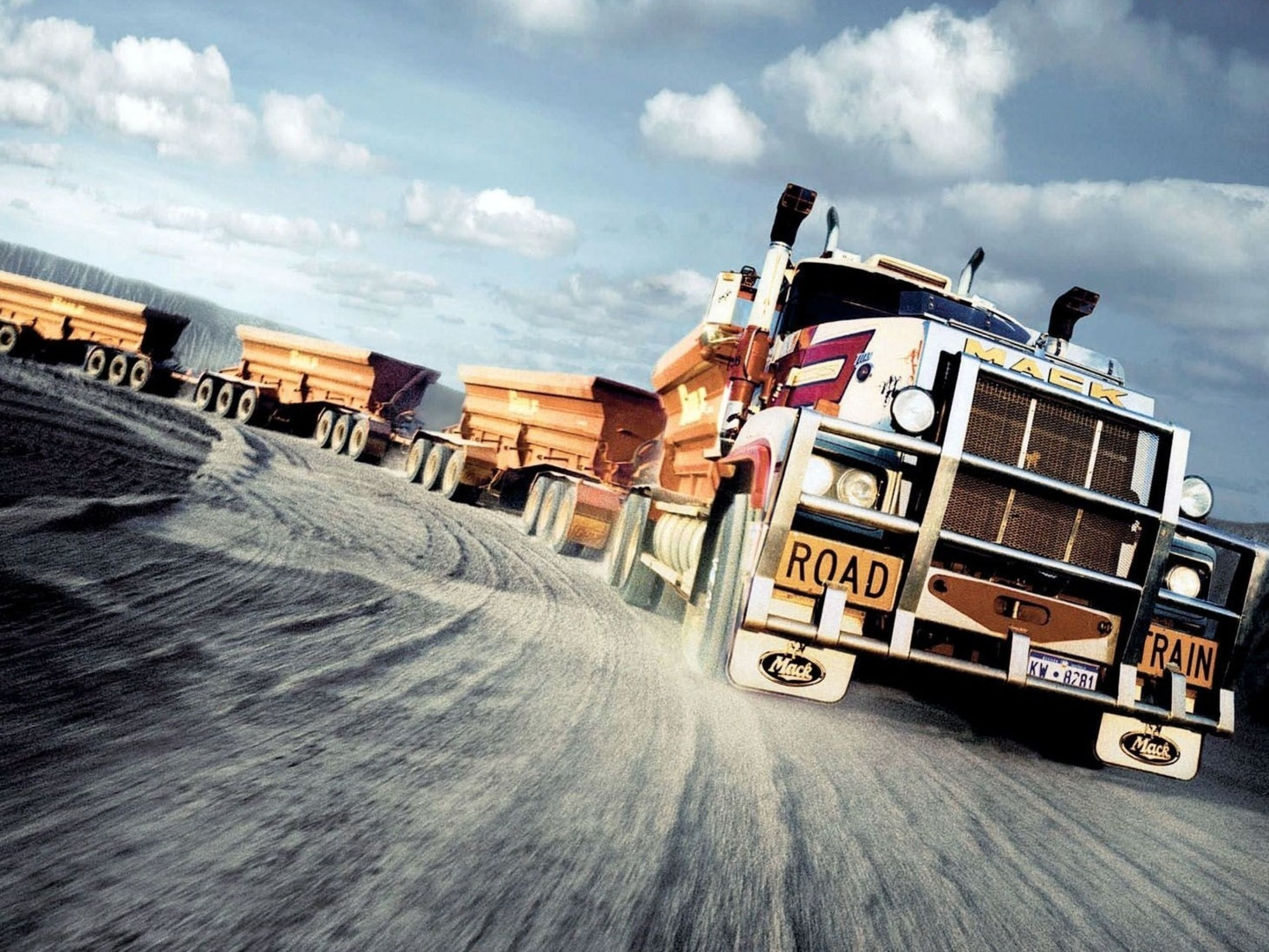 35 Mack Trucks Hd Wallpapers Backgrounds Wallpaper Abyss