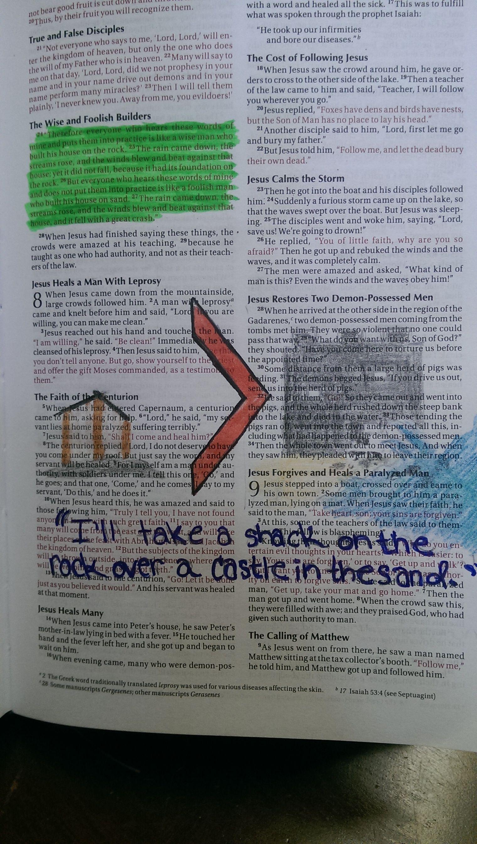 Matthew 7 24 27 W Casting Crowns American Dream Lyrics Gcse Maths Revision Gcse Math Math Notes [ 2688 x 1520 Pixel ]