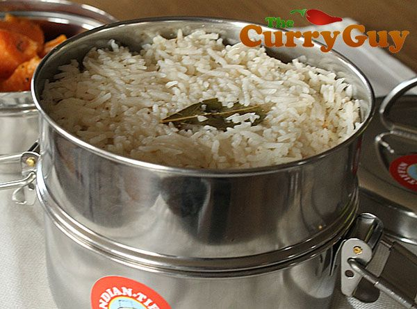 how to cook white rice with flavor