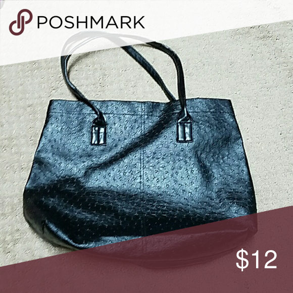 Pocketbook Ostrich Skin feel to it Bags Shoulder Bags