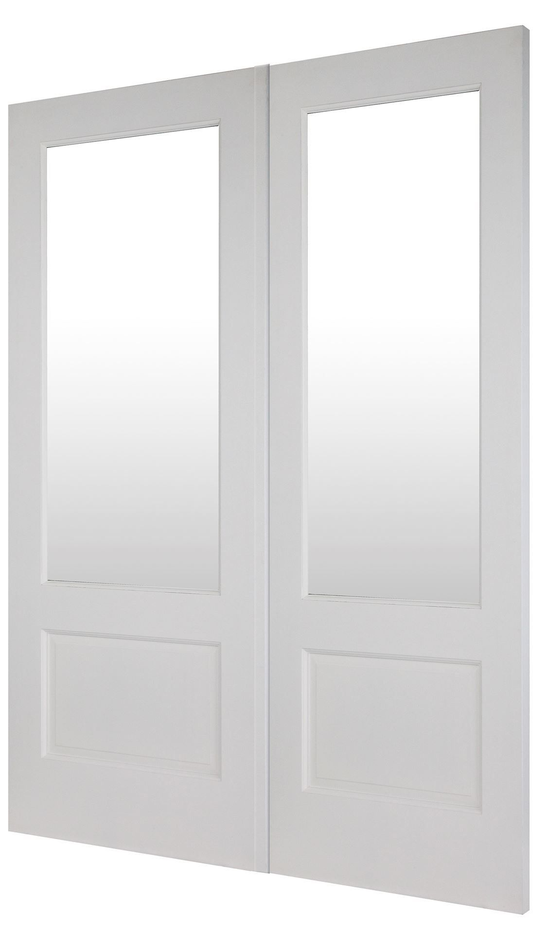 COBHAM PAIR - is a part of Todd Doors wide range of pre-primed hardwood