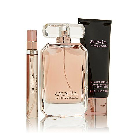 Amazing fragrance!! Sassy and spicy just like Sofia!! Not to fruity not to floral...sheer perfection....I LOVE IT!! Can't stop smelling it!! I have found my signature summer fragrance!! Sofia by Sofia Vergara 3-piece Gift Set