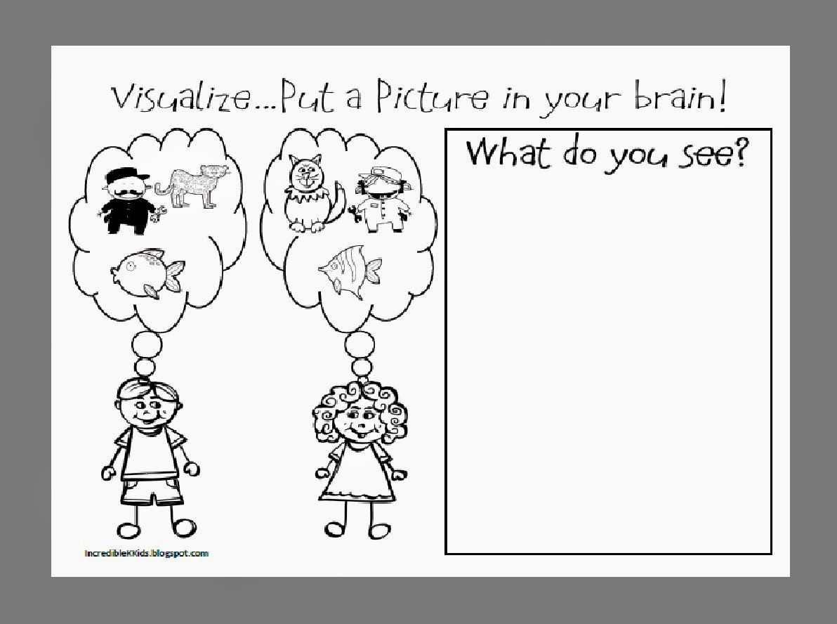 Incredible K Kids Visualize With Images