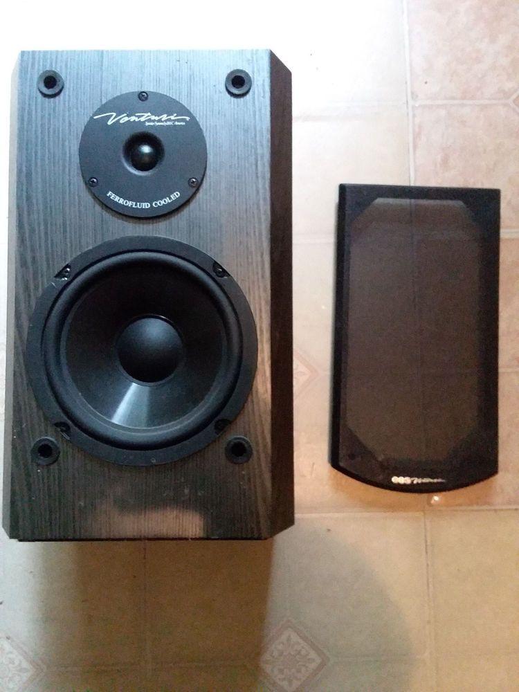 Home Audio Multimedia Speakers BIC America Venturi DV62si 6 1 2 Ebay Ebaystores