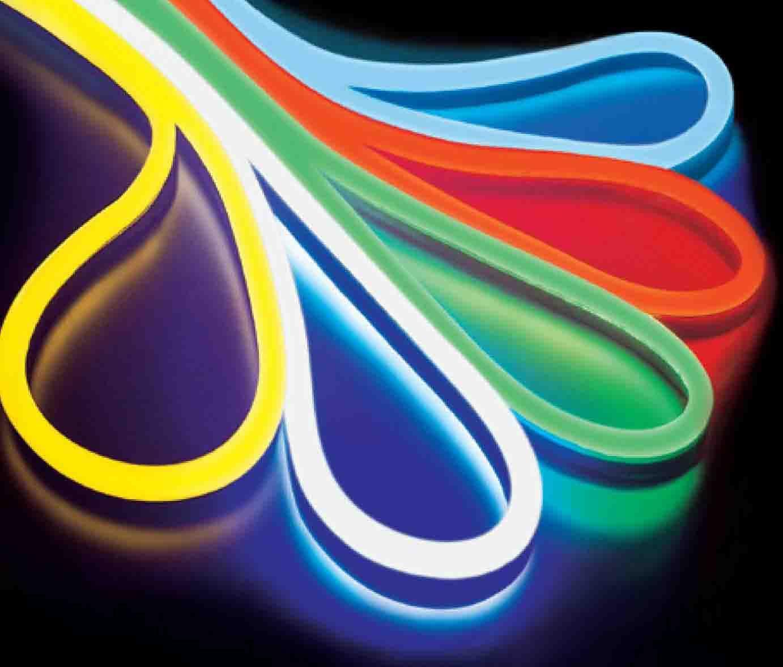 Jual Led String Lights : Selang Lampu Flexible ( 1 Meter )
