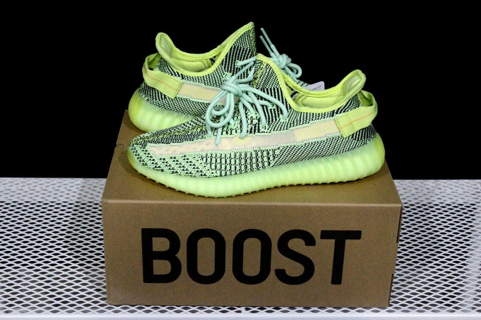 Adidas Yeezy Boost 350 V2 Yeezreel Non Reflective Kanye West Fw5191 Size 9 Adidas Yeezy Boost Adidas Yeezy Boost 350 Adidas Yeezy Boost 350 V2