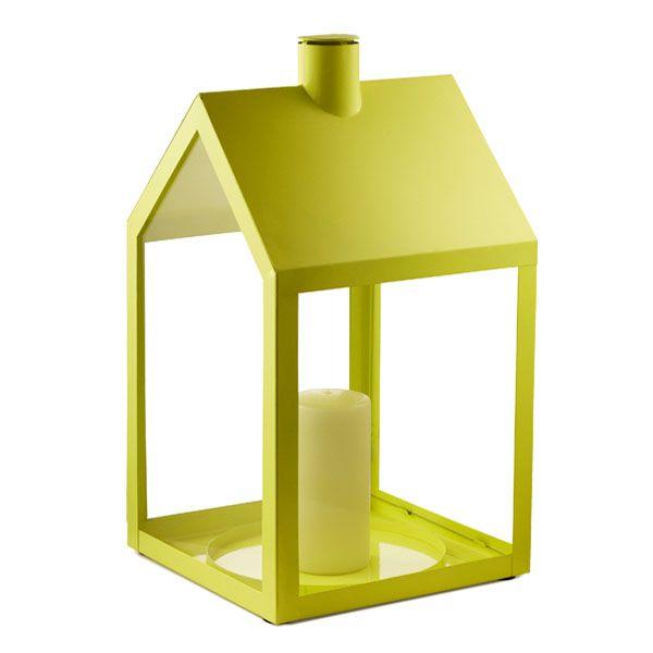 LightHouse lyhty, limenvihreä