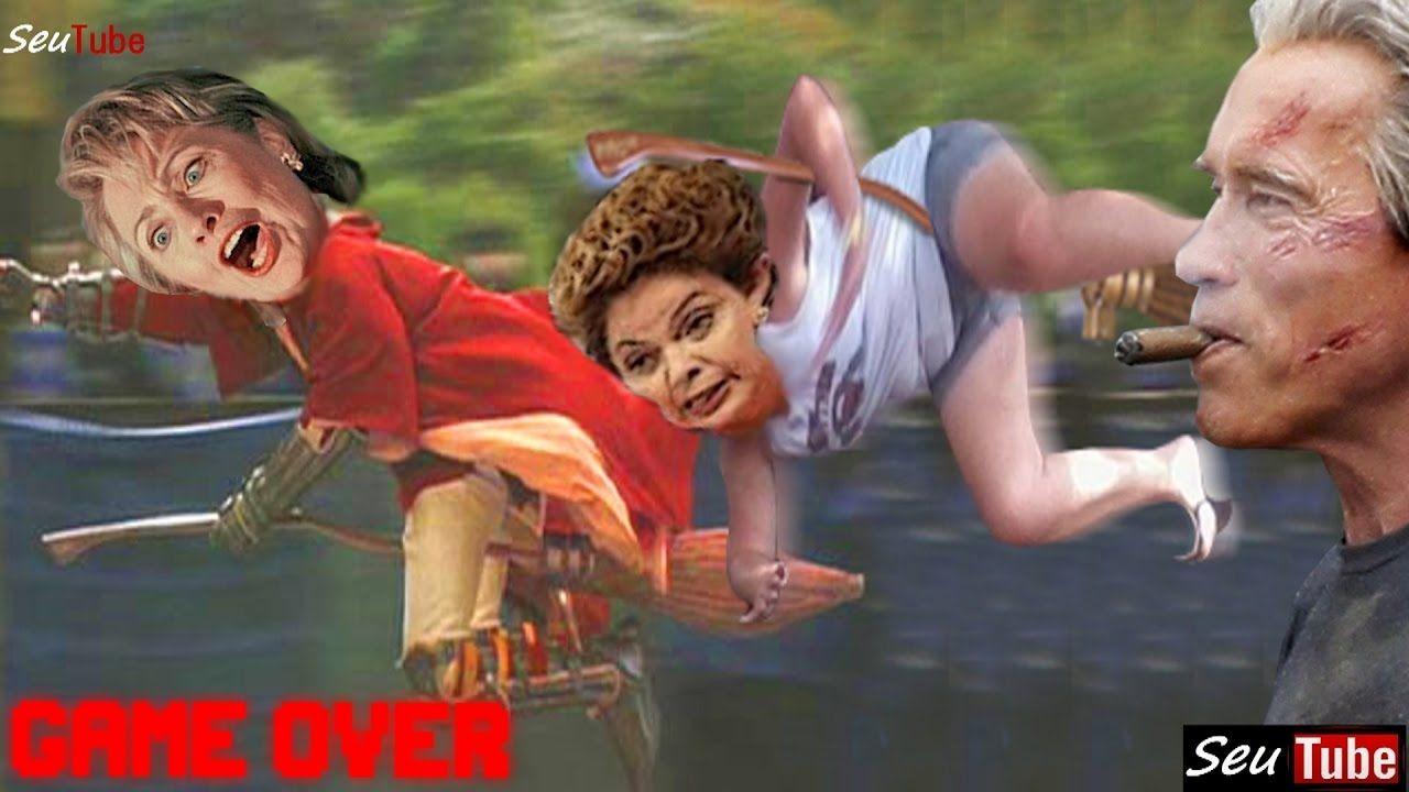Hillary Rousseff - TCHAU QUERIDAS! Brasileiros nos EUA devem temer? Rada...