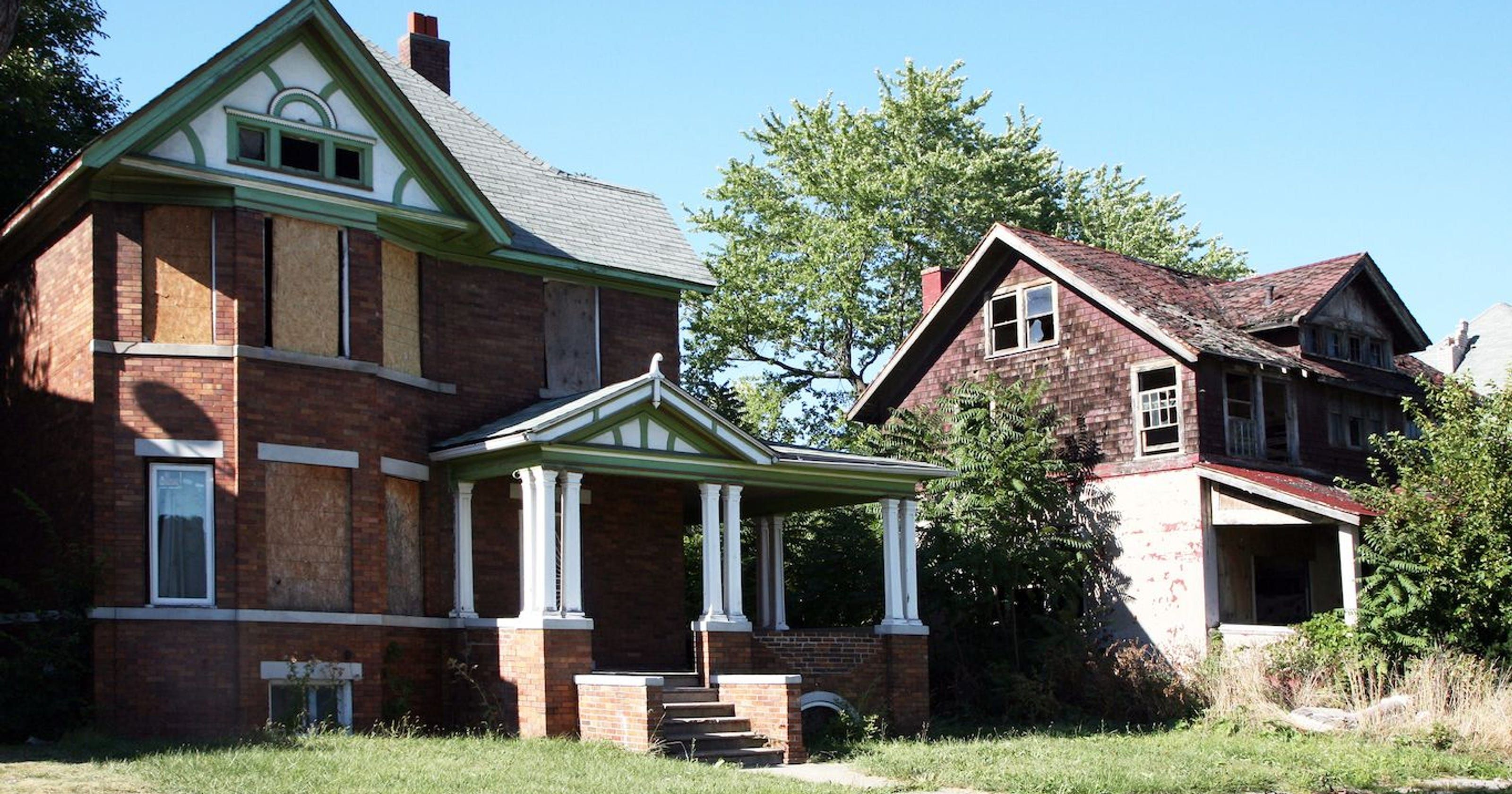 Despite Strong Us Housing Market These American Cities Have The Most Vacant Homes