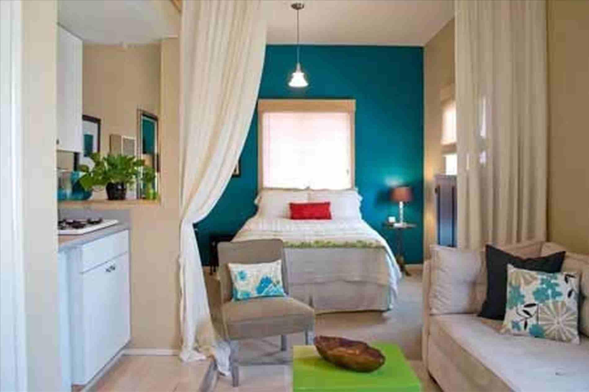 One Bedroom Apartment Interior Design Ideas - efficacy