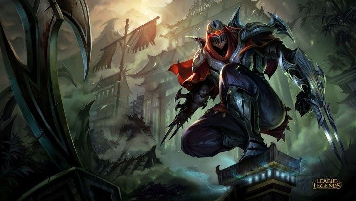 TOP 10: Best Visually Designed Champions in League of Legends (Part I) 4