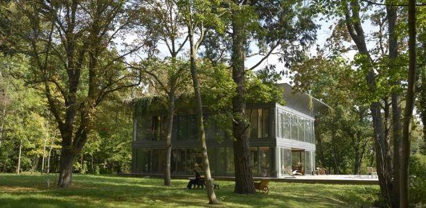 Votre maison préfabriqué à faible énergie signée Philippe Starck