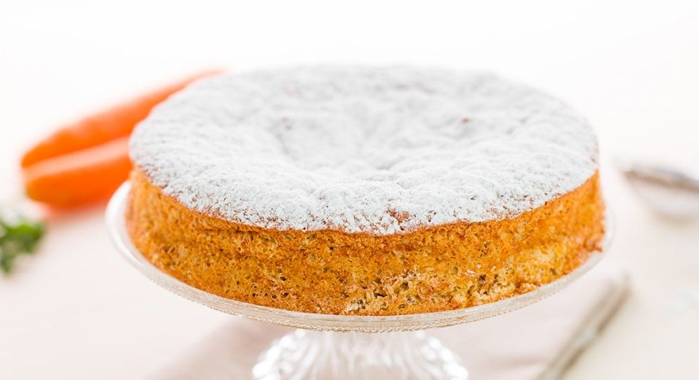 Torta di carote senza glutine   Recipe   Gluten free, Sweet pie ...