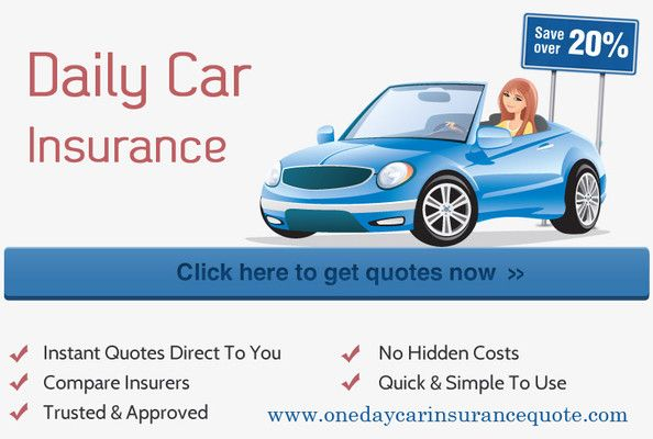 Get Maximum Benefits Of Cheap Daily Car Insurance Cover And Get