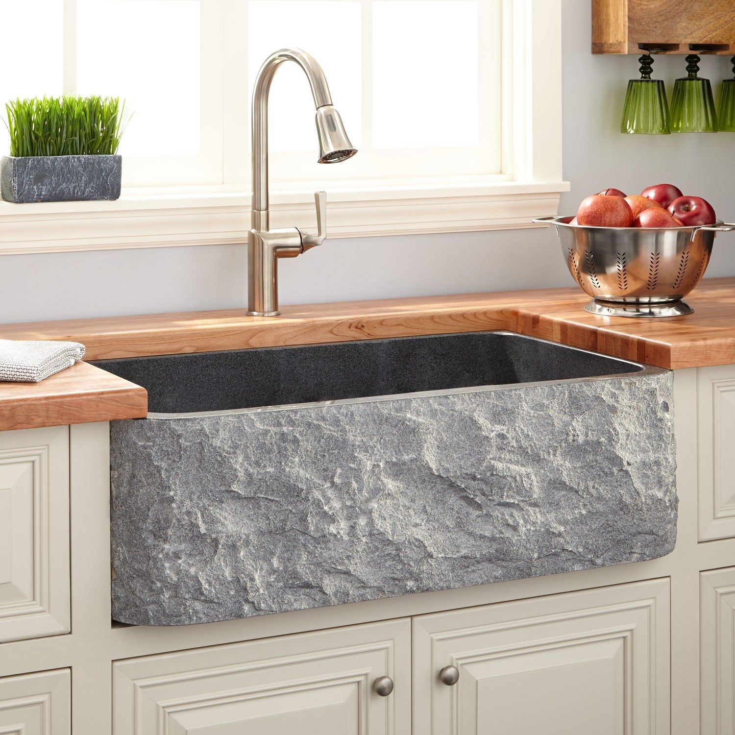 39 Awesome Granite Composite Farmhouse Sink