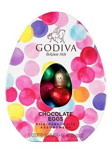 Godiva assorted chocolate mini easter eggs godiva pinterest easter easter negle Image collections