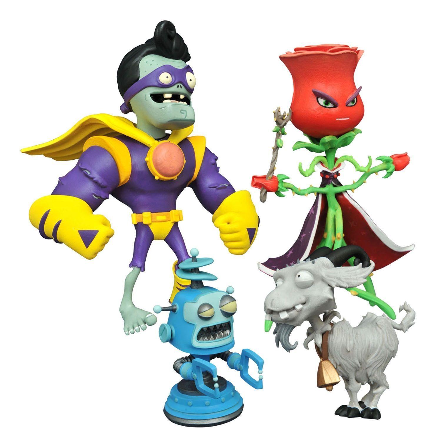 Diamond Select Toys Llc Plants Vs Zombies Garden Warfare 2
