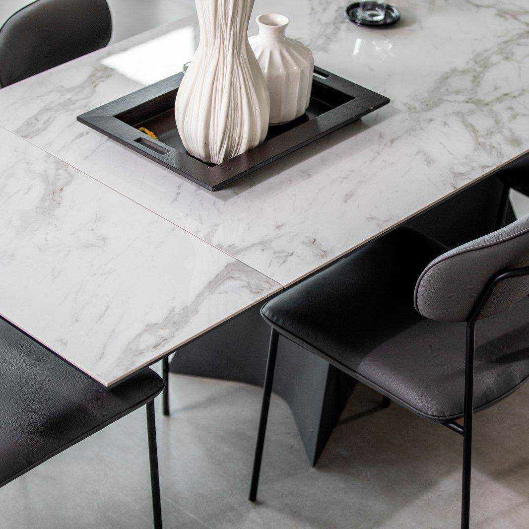 17+ Table a manger effet marbre blanc ideas in 2021
