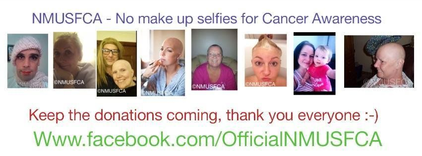 #NoMakeUpSelfie doing it right, but the same can't be said for this other Facebook campaign | Me Myself & Media
