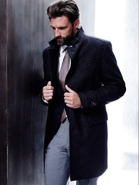 Hugo Boss Fall Winter 2015 Clothes Pinterest Traje hombre