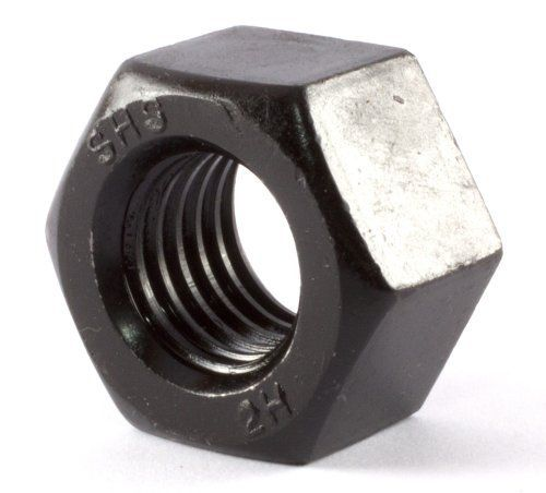 1 2 13 A194 2h Heavy Hex Nut Plain By Brighton Best International 0 26 A194 2h Heavy Hex Nuts Are Manufactured From 1045 Steel Hex Nut Home Hardware Hot Dip