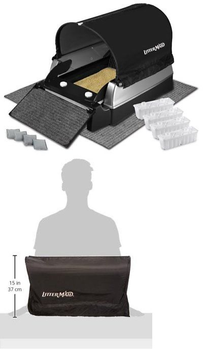 Litter Boxes 100411: Littermaid Ultimate Accessories Kit