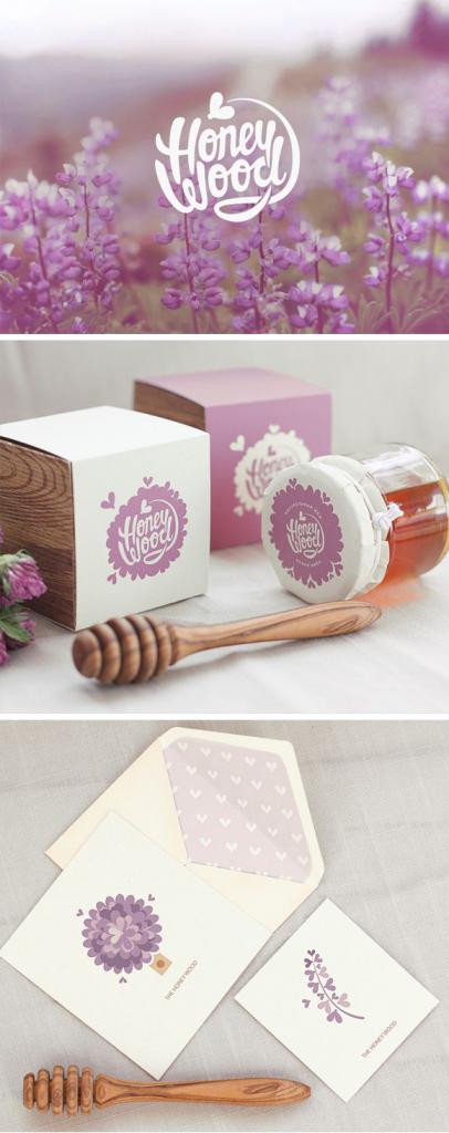 honey wood (holly marie designs)