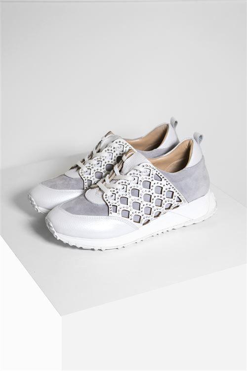 Wanda 11 Spor Beyaz Sneakers Ayakkabi Bayan Ayakkabi Ayakkabilar Sneaker