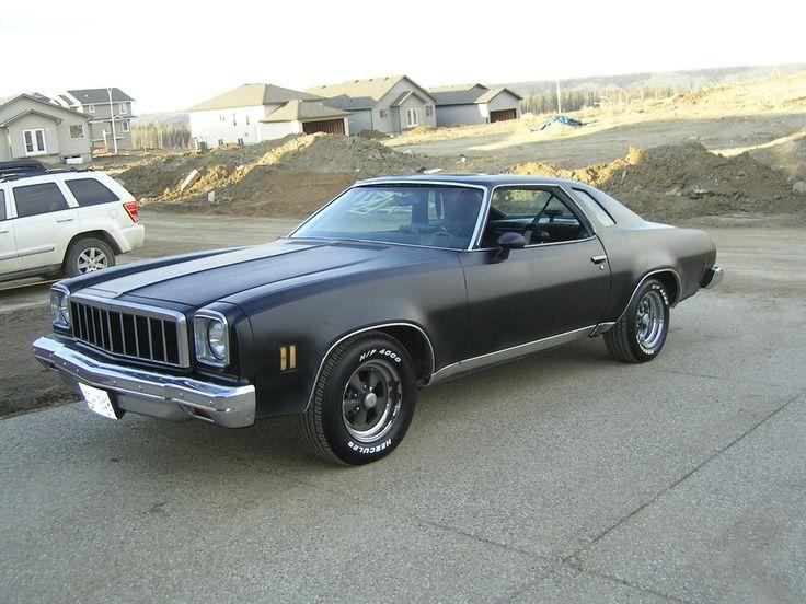 1975 Chevrolet Chevelle Malibu Classic